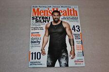 Men's Health 12/2018 - Jason Momoa - Aquaman -  Polish Magazine