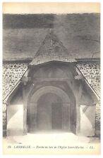 CPA 22 - LAMBALLE (Côte d'Armor) - 18. Porche en bois de l'Eglise Saint-Martin