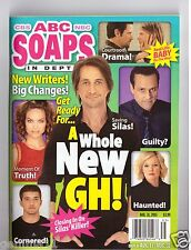 ABC SOAPS IN DEPTH GENERAL HOSPITAL A WHOLE NEW GH AUGUST 2015