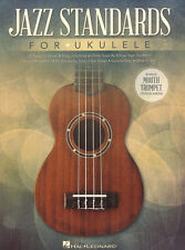 25 Jazz Standards for Ukulele Uke Songbook Noten