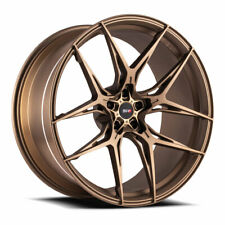 "20"" Savini SV-F5 Bronze 20x9 20x10 Forged Concave Wheels Rims Fits Chevrolet SS"