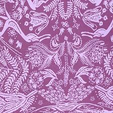 "Amy Butler designs for Westminster Rowan ""Bright Heart"" Oh Dear Plum Cotton BTY"
