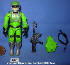 1986 SCI-FI Laser Trooper GI Joe 3 3/4 inch Figure