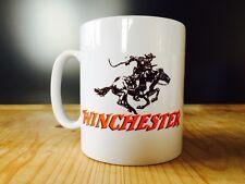 Winchester ESCOPETAS CLAY TIRO Té Café Taza apto para lavavajillas