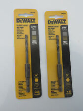 2 DEWALT DW2556 3/16-Inch Hex Shank Drill Bits - Electric tools *