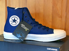 Converse Chucks Taylor All Star II Hi - UK 7,5 EU 41 sodalite blue blau 150146C