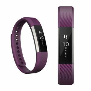 NEW Fitbit FB406PMS Alta Fitness Tracker - Plum - Small (5.5 - 6.7 Inch)*