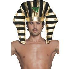 Cappello da Faraone Egiziano  Accessori Costume Carnevale PS 10847