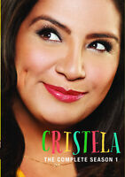 Cristela: Complete First Season - 3 DISC SET (2015, DVD New)