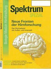Spektrum der Wissenschaft Spezial - Biologie, Medizin, Hirnforschung - 1/2018