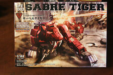 Zoids Tomytec Sabre Tiger Mint in Box