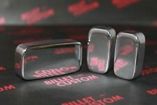 2010-2011 Chevrolet Camaro Billet Power Seat Control Button Covers Polished
