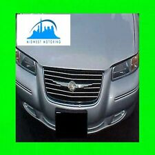 1999-2000 CHRYSLER CIRRUS CHROME TRIM FOR GRILL GRILLE W/5YR WARRANTY 99 00