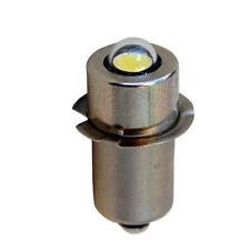 HQRP LED Bulb for Mag-Lite LWSA301 LWSA401 LWSA501 LWSA601 White Star Krypton