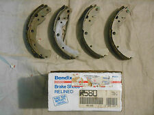 Chevy Beretta 1987-91 Rear Brake Shoes Bendix R580