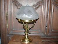 Art Deco Lampe Tischlampe Original Nachbau