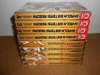 Shaolin Sisters 1-5 + Reborn 1-4 Manga Graphic Novel Book complete lot English