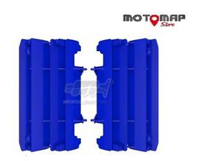 Griglie Radiatore Polisport Yamaha Yz 250 2002 2003 2004 blu