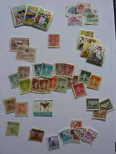 Lightly Hinged Chinese Stamps