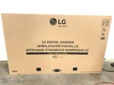 """LG 65"""" 4K (2160p) LED Commercial Display - HDMI/DP,DVI-D - Black - 65UH5E-B"""