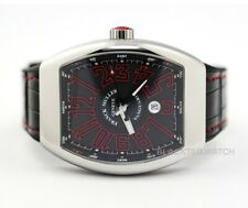 Franck Muller Automatic Vanguard Red V45 SC DT AC ER Mens Wristwatch