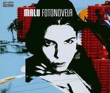 Malu Fotonovela (2003) [Maxi-CD]