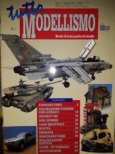 TUTTO MODELLISMO - Mensile di tecnica pratica ed attualità - serie completa 84 n