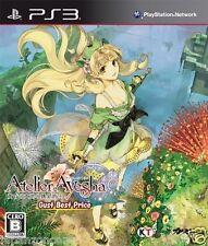 Used PS3 Atelier Ayesha Koukon No Daich PLAYSTATION 3 SONY JAPAN JAPANESE IMPORT