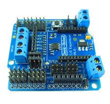 1Pcs I/O Expansion Shield V5  99 UK Bluetooth PWM Xbee Sensor Shield for Arduino