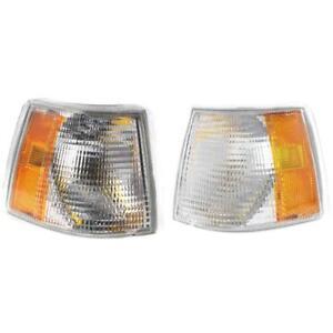 New VO2551101, VO2550101 Cornering Light Set for Volvo 850 1993-1997