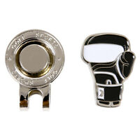 Premium Golf Cap Clip with Magnetic Golf Ball Marker for Golf Lovers Gifts