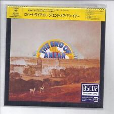 ROBERT WYATT the end of an ear Japon MINI LP CD Blu-Spec cd2/bscd 2/SICP - 30323