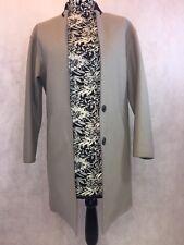 Rag&bone Women Coat Size 00 NWT Light Grey Clifton Coat Original Price $825