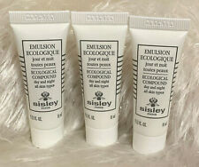 3 Of Sisley Ecological Compound Emulsion Day And Night 10ml-Miniture Size-NEW~*