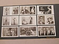 SET OF 12 RIPLEY'S BELIEVE IT OR NOT GREAT LAKE EXPO 1937 VINTAGE POSTCARDS