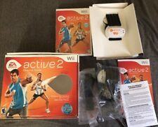EA Sports Active 2 (Nintendo Wii, 2010) Personal Trainer
