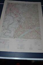1940's Army Topo & Photo map Columbus Georgia Sheet 4048 Iv Nw Fort Benning