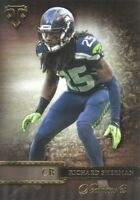2014 Topps Triple Threads Football #27 Richard Sherman Seattle Seahawks
