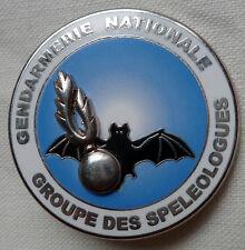 Insigne Gendarmerie OBSOLETE GROUPE DES SPÉLÉOLOGUES TYPE 1 SANS HOMOLOGATION
