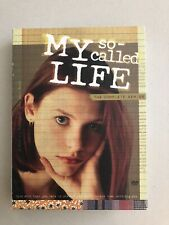 My So-Called Life - The Complete Series (Dvd, 2007, 6-Disc Set) Claire Danes