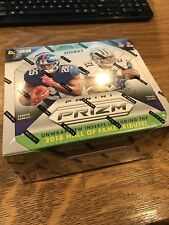 2018 Panini Prizm Football ; Factory Sealed ; First Off the Line FOTL Hobby Box