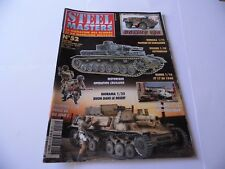 STEEL MASTERS ISSUE 52 - MILITARY HISTORY WARGAMING MAGAZINE