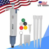 U.S. Hirschmann 9907200 Pipetus Battery Operated Pipette for All Pipettes from 0.1ml to 200ml EU UK Plug