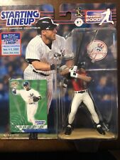 2000 Derek Jeter New York Yankees (Nj Convention) Starting Lineup