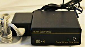 Burst Electronics SG-4 Black Burst Generator