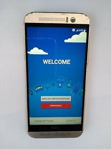 HTC One M9 - 32GB - Silver (Unlocked) Smartphone