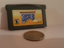 Super Mario Bros 3: Super Mario Advance 4 Nintendo Game Boy Cart Loose 2003