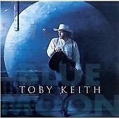 Toby Keith CD Blue Moon