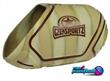 Gi Sportz Paintball Tank Cover - Camo - Medium Fits 68ci-72ci Rubber