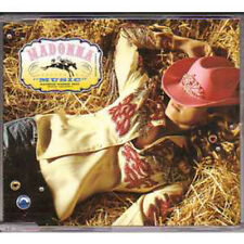 ★ MAXI CD MADONNA   Music 3-Track jewel case REMIX ★